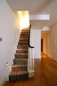 small basement stair lighting ideas basement stair lighting
