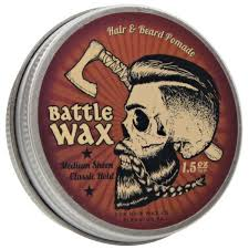 Pomade Wax lox battle wax hair and beard pomade pomade