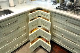 blind corner cabinet solutions tags hi def modern kitchen design