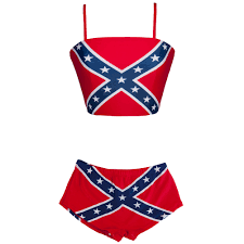 Texas Flag Swimsuit Buy Old Glory Rebel Flag Womens Tank Set Mult In Cheap