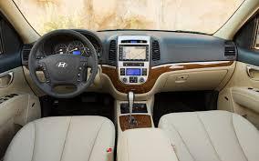 Hyundai Santa Fe 2004 Interior Hyundai Santa Fe Price Modifications Pictures Moibibiki