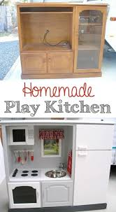 Play Kitchen Ideas 19 Diys For Furniture 13 Play Kitchen