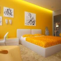 Orange And White Bedroom Bedroom Paint Color Shade Ideas Yellow And White Bedroom Paint