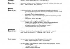 Resume Template For A Job by Download Resume Template Examples Haadyaooverbayresort Com