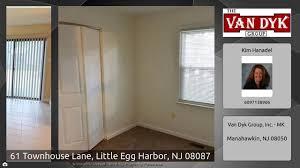 61 townhouse lane little egg harbor nj 08087 youtube