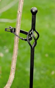 tree stakes tree stakes grips powder coated steel gardener s supply