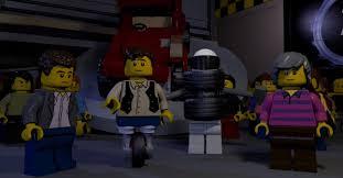 lego lamborghini huracan lego trailer for top gear season 22 is childish but fun