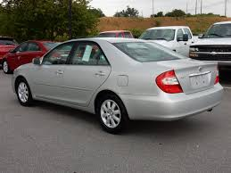 toyota xle used for sale 2003 toyota camry xle for sale in asheville