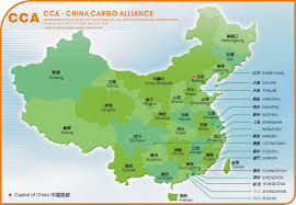 Dalian China Map Www Transfirst Dk We Serve China Import And Exports