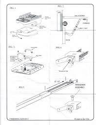 Overhead Garage Door Opener Parts by Overhead Garage Door Parts Online Btca Info Examples Doors