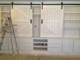 Barn Door Cabinets Barn Door Kitchen Cabinets Door Design