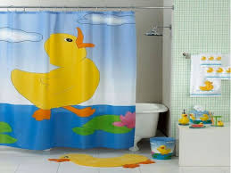 Small Bathroom Shower Curtain Ideas Duck Shower Curtain Ideas For Small Bathrooms U2014 The Homy Design