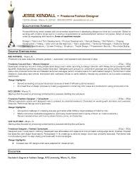 Example Of Making Resume by Fashion Resume Examples Berathen Com