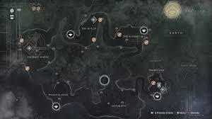 Destiny Maps Destiny 2 Lost Sector Locations Guide Lost Sector Repeatable