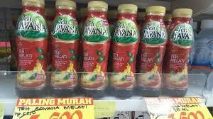 Teh Javana 350ml beli dua teh javana di panakkukang square hanya rp 3 600 tribun timur