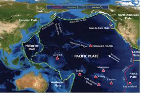 Map Of Pacific Ocean North Atlantic Tectonic Plate Pacific Google Search Alaska