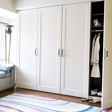 Bedroom Storage Cabinets With Doors Bedroom Built In Storage Cabinets With Doors One Less Closet On