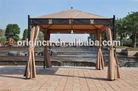 bbq tent vintage bbq canopy tent with metallic decoration and