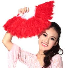 burlesque feather fans buy burlesque fans and get free shipping on aliexpress
