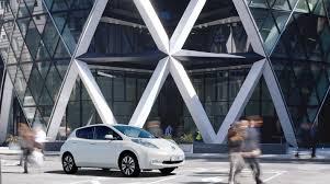 nissan leaf zero emission graphic nissan leaf inhabitat green design innovation architecture
