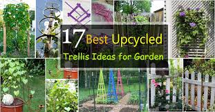 Wooden Trellis Plans 17 Best Upcycled Trellis Ideas For Garden Cool Trellis Designs