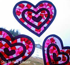 30 crafty valentine u0027s fine motor activities for preschoolers