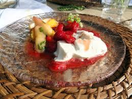 ina garten balsamic strawberries summer garden party
