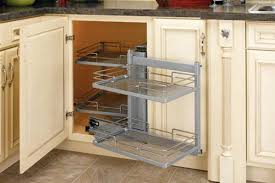 kitchen cabinet blind corner solutions cabinets drawer small and