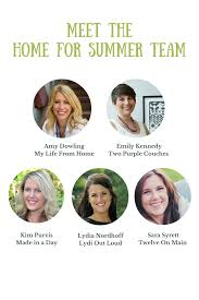 home for summer ebook launch made in a day
