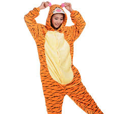 Warm Womens Halloween Costumes Cheap Tiger Pajama Aliexpress Alibaba Group