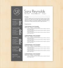 free contemporary resume templates best modern resume template free in word free modern