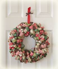 Decoration For Christmas Handmade by 20 Christmas Wreaths The 36th Avenue