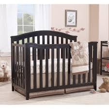 Espresso Convertible Crib by Berkley 4 In 1 Convertible Crib Espresso Sears