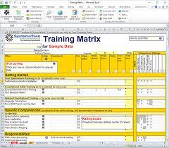 Decision Matrix Excel Template Matrix Skills Matrix Template