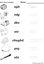 scrambled words worksheet free worksheets library download and