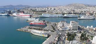 porti atene porto pireo grecia