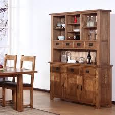 buffet de cuisine en bois meuble bois massif moderne 1 buffet de cuisine pas cher ikea
