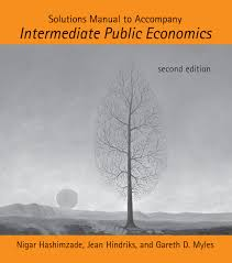 solutions manual to accompany intermediate public economics 2e