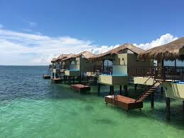 mexico palafitos over water bungalows first ever in mexico
