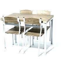 table de cuisine chaise table plus chaise gallery of table a manger rustique chaise de