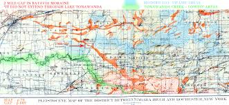 Batavia Ohio Map by Not Batavia Moraine True Book Of Mormon Geography Lands Western