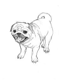 pug puppy coloring pages corpedo com