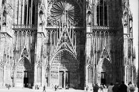 Medieval Cathedral Floor Plan Gothic Architecture Geometry And The Aesthetics Of Transcendence