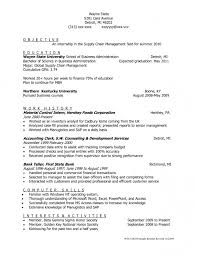 Scm Resume Format Logistics Quality Control Specialist Resume In Format For Supply
