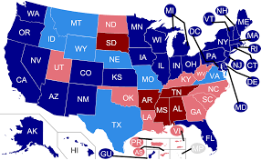 Election Interactive Map by File Public Opinion Of Same Marriage In Usa By State Svg
