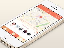 design application ios 36 exles of flat iphone and ipad application ui designs
