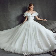 cinderella wedding dress cinderella wedding dresses 2017 a line princess the shoulder