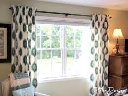 How High To Hang Pictures How High To Hang Drapes Rods And Other Curtain Questions