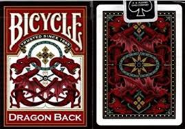 bicycle bicycle back cards cards