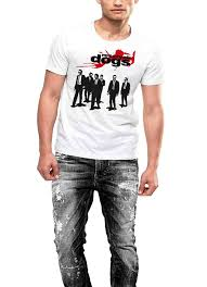 reservoir dogs t shirt old vintage cotton tee ix amazon com